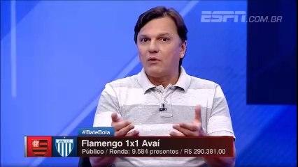 Mauro seleciona coletânea de trapalhadas de Márcio Araújo, Vaz e Gabriel contra o Avaí