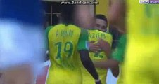 Adrien Thomasson Goal HD - Strasbourg 1-1 Nantes 24/09/2017 HD