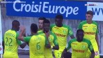 Adrien Thomasson Goal HD - Strasbourg 1 - 1 FC Nantes - 24.09.2017 (Full Replay)