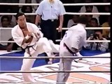 Andy Hug -  Kyokushin Karate Kumite Techniques