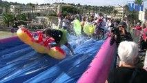 Sardine Day à Cavalaire: Course glisse et mousse à gogo