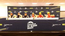4 Hours of Spa: LMP3 and LMGTE winners press conference