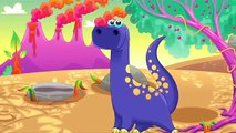 Dinosaurs from jurassic age - Kids Learn dinosaurs names - Video for kids