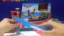 Disney Planes Propwash Junction Airport Playset Dusty Crophopper Plane