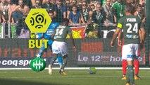 But Jonathan BAMBA (70ème pen) / AS Saint-Etienne - Stade Rennais FC - (2-2) - (ASSE-SRFC) / 2017-18