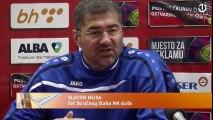 Musa: Moji igrači su riješili utakmicu (NK Čelik - NK GOŠK 2:0)