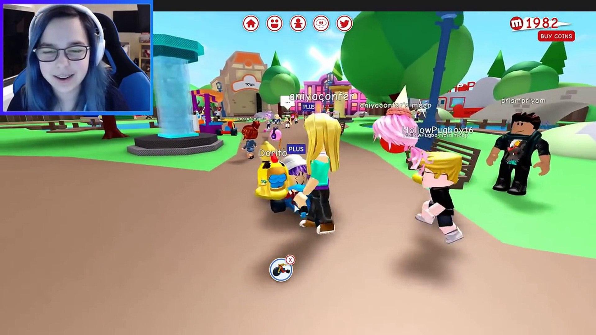 Roblox Meep City Toys Update Baby Geegee92 Sallygreengamer ...