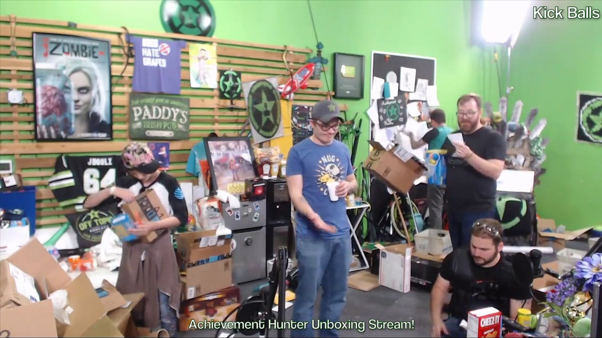 Best of Achievement Hunter - Unboxings - video dailymotion