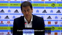 OM-Toulouse : la réaction de Garcia