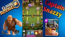 Clash royale-Best Arena 9 Elite Barbarians deck ever! Arena 9 to Arena 10!