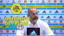 Conférence de presse Olympique de Marseille - Toulouse FC (2-0) : Rudi GARCIA (OM) - Pascal DUPRAZ (TFC) / 2017-18