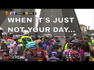 ARE YOU SERIOUS?! Boat Crossing Stops Ladies Tour of Norway