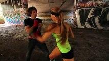 Jiu-Jitsu Girl vs Kickboxing Guy | Martial Arts Action Scene