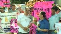 Panayam ng PTV kay Jun Magno, presidente ng Stop and Go Coalition, kaugnay ng transport strike na isinasagawa sa East Av