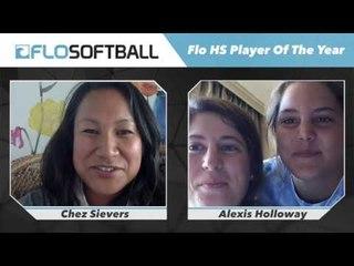 Alexis Holloway: FloSoftball 2017 High School Player Of The Year