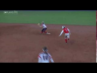 2017 Women's Softball European Championship: Russia vs Great Britain