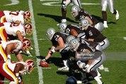 NFL Oakland Raiders VS Washington Redskins LIVE STREAM