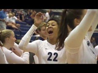Penn State Women's Volleyball #4 in 2017 NCAA Preseason Rankings