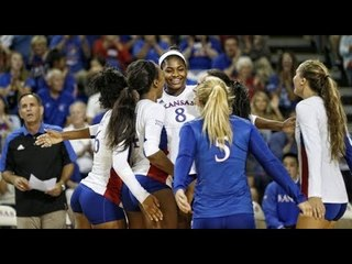 Kelsie Payne Talks Kansas Volleyball's 2017 Preseason