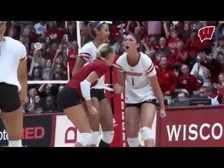 Wisconsin Women's Volleyball #7 in 2017 NCAA Preseason Rankings