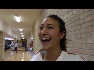 Lexi Sun Freshman Debut With Texas Volleyball