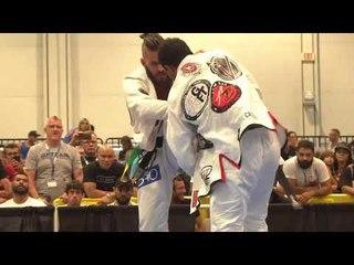 Vitor Oliveira 2017 IBJJF Masters Worlds Highlight