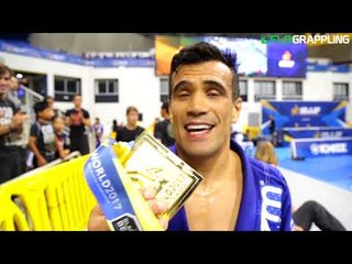 Can Cobrinha Capture The 'Super Grand Slam' With Gold At ADCC?