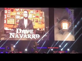 Bellator NYC: Dave Navarro National Anthem