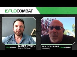WWE Legend Bill Goldberg Talks Brock Lesnar, Floyd Mayweather vs. Conor McGregor, More