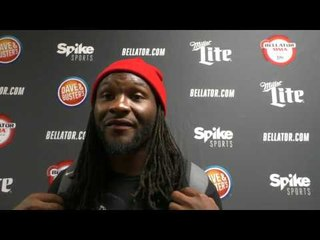 Bellator 181: Romero Cotton Post-Fight Interview