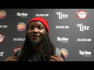Bellator 181: Romero Cotton Post-Fight Interview