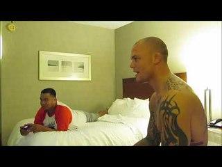 UFC Pittsburgh: Anthony Smith Vlog Day 2