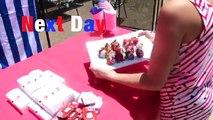 Mermaid pool party Annie & Hope help mermaids fun summer pool party July 4th Real life mermaid tails
