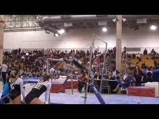 Chicago Style Gymnastics Meet Throwback