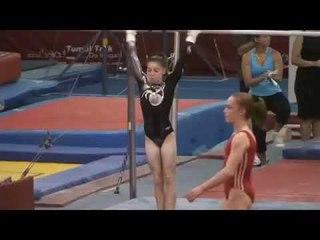 Throwback: 2010 Elite Gymnastics Qualifier at the Karolyi Ranch