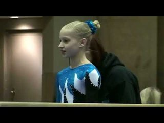Coverage of the Christmas on the Chesapeake Gymnastics Meet | Throwback