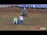 2017 Texas Cowboy Reunion Wild Cow Milking