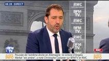"""Castaner sur les Sénatoriales: """"Un échec oui, mais un échec attendu"""" pour LREM"""