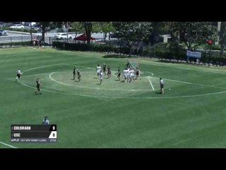 Michaela Michael Scores First In The MPSF Championship Game