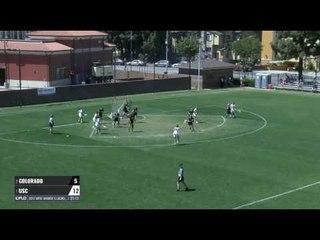 USC Scores Goal #13 Against Colorado