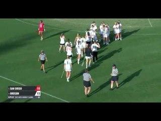 San Diego State vs. Oregon | MPSF Women's Lacrosse Championships