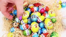 DIY Surprise Eggs How To Make Kinder Surprise Eggs For Easter DIY Chocolate Easter Eggs