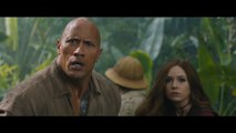 Dwayne Johnson, Kevin Hart, Jack Black In 'Jumanji: Welcome To The Jungle' New Trailer