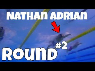 Adrian and Dotto Qualify For The Final | 2017 Energy For Swim