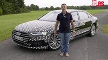 Video: Probamos el Traffic Jam Pilot del nuevo Audi A8