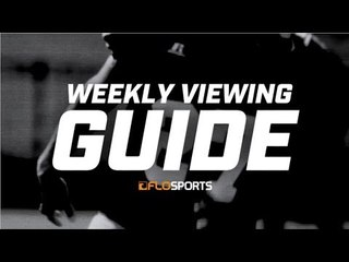 FloSports Weekly Viewing Guide: Sept 4-10