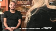 """Une candidate de télé réalité """"actuellement à l'antenne"""" raconte la prostitution des filles à la télé chez Ardisson"""