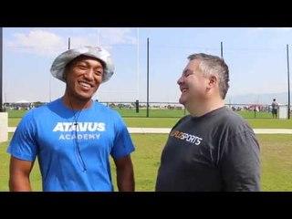 Atavus Academy Coach Shalom Suniula Talks Coaching