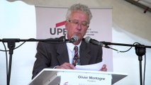 UPEC - Forum de rentrée universitaire Bienvenue à l'UPEC 2017 : intervention du président Olivier Montagne