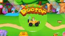 Fun Animal Doctor Games - Kids Care Animals Jungle Doctor Game And Save The Animals - Games For Kids